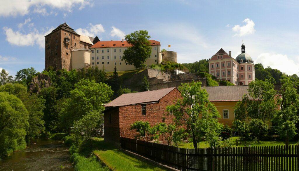 Výlety Karlovy Vary - zámek Bečov